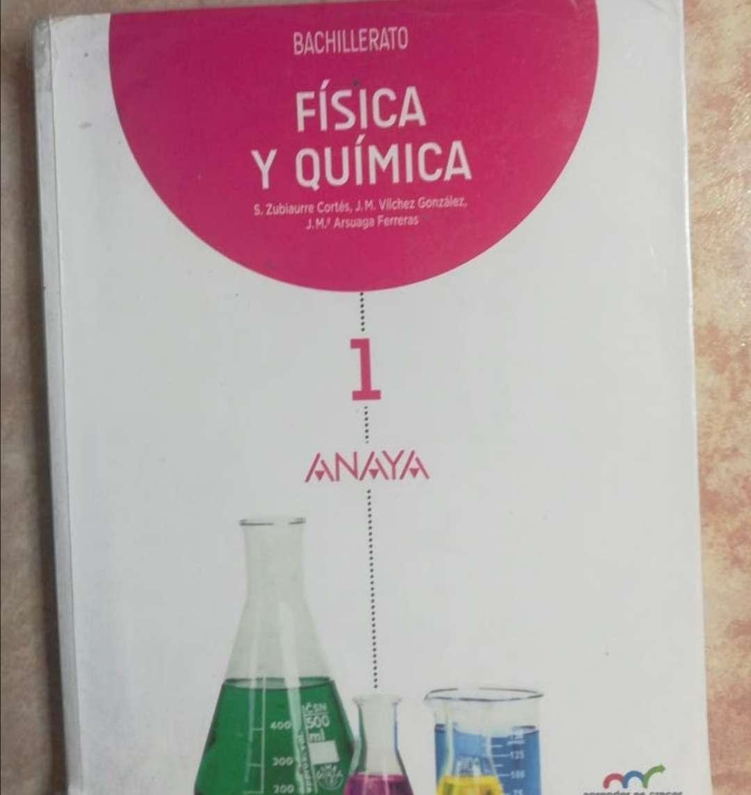 Imagen Física y química 1° bach