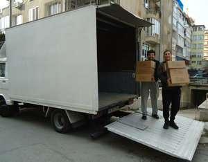 Imagen mudanza 35€ la hora 2 ayudantes + camion