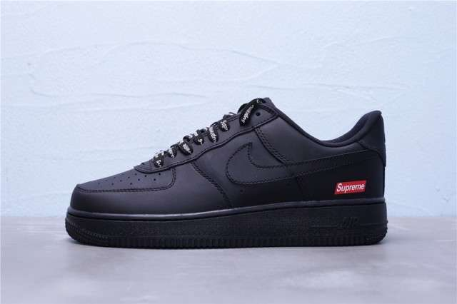 Imagen Nike Air Force Supreme 1 Black