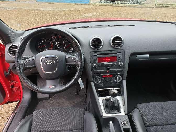 Imagen Audi A3. 1.8. 160cv