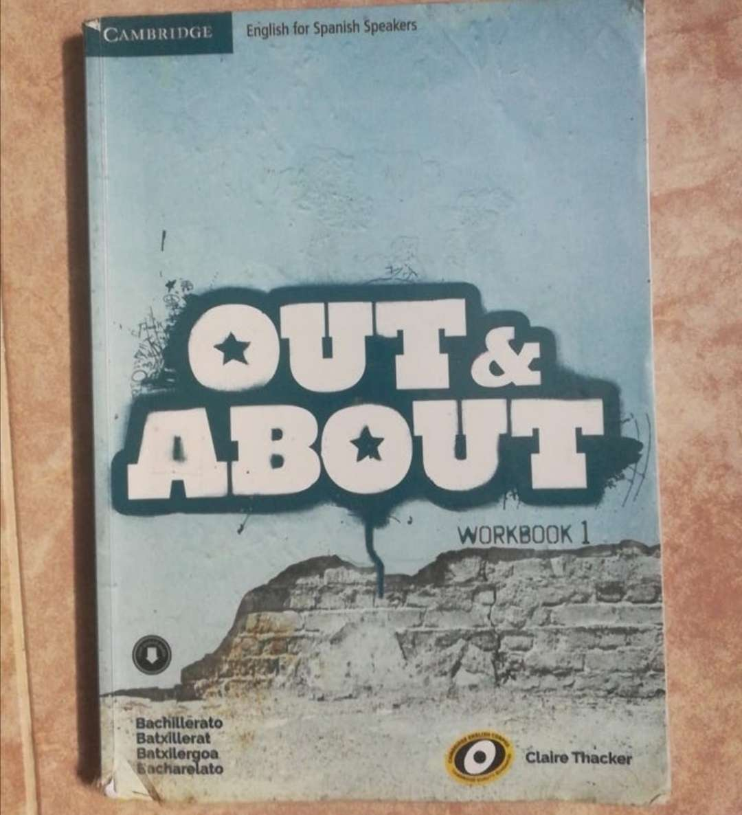 Imagen Out & about workbook 1°bach
