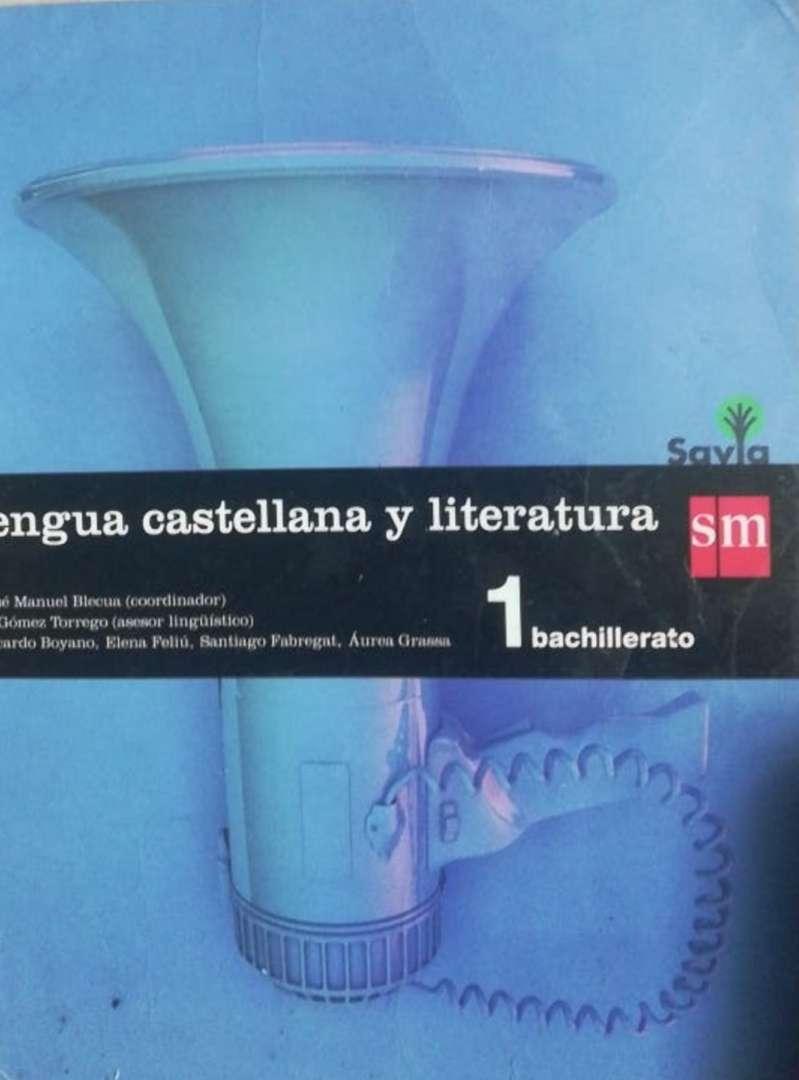Imagen producto Lengua castellana y literatura 1°bqch 1