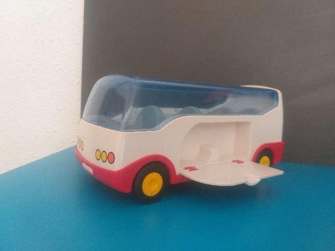 Imagen Autobús playmobil 1,2,3