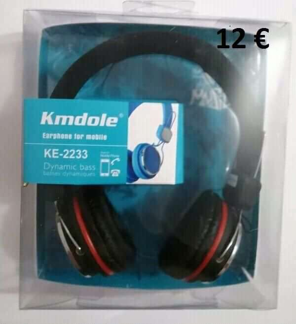 Imagen Auriculares Casco Bluetooth