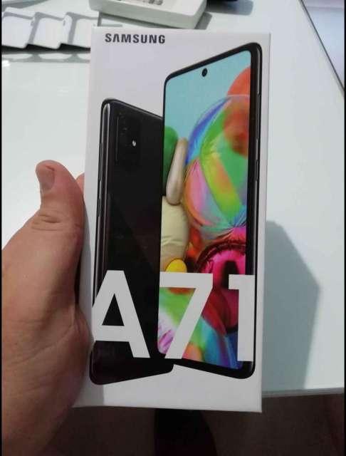 Imagen Samsung Galaxy A71 5g