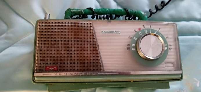 Imagen radio am fm antiguo