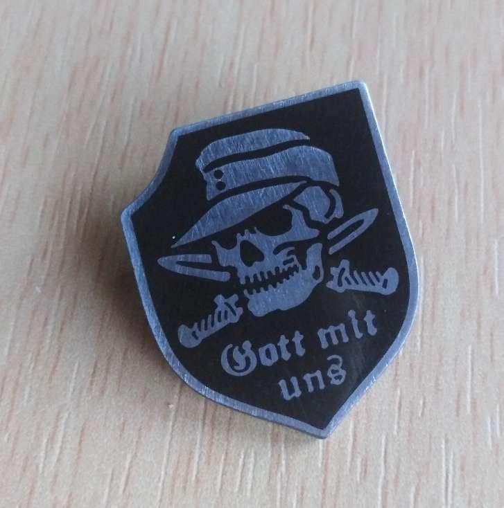 Imagen Pin emblema. WW2.
