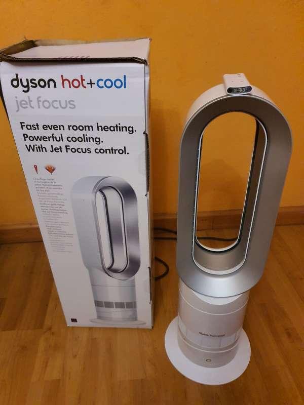 Imagen Ventilador Dyson Hot+Cool