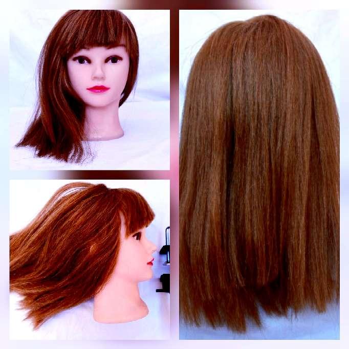 Imagen Cabeza de peluqueria