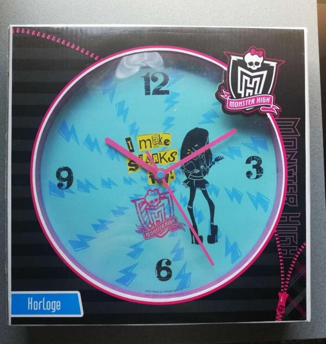 Imagen reloj Monster high