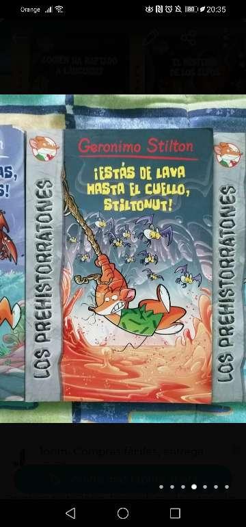 Imagen producto Libros Geronimo Stilton 4