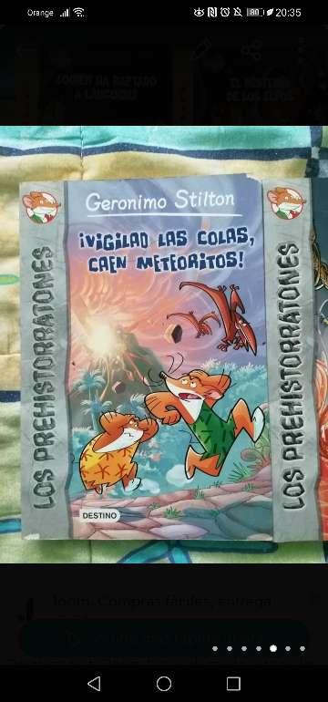 Imagen producto Libros Geronimo Stilton 5