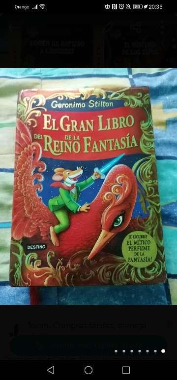Imagen producto Libros Geronimo Stilton 7