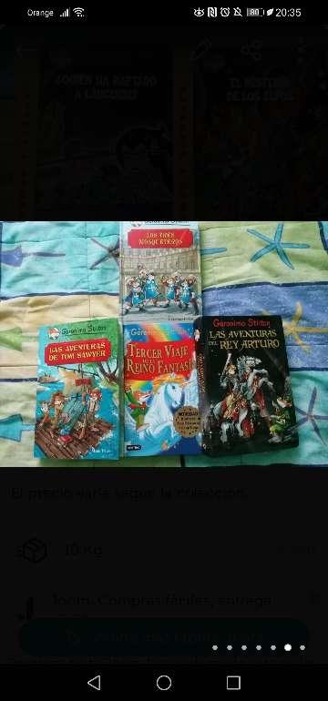 Imagen producto Libros Geronimo Stilton 6