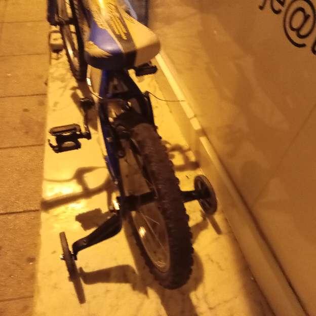 Imagen bicicleta para niños pequeños