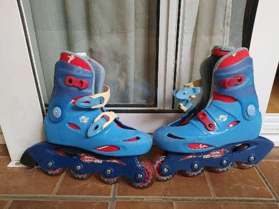 Imagen patines de línea