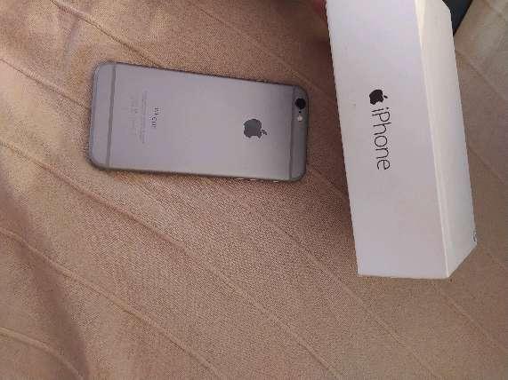 Imagen iPhone 6 color plata