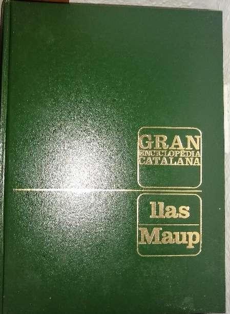 Imagen Gran enciclopedia catalana