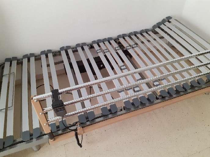 Imagen cama articulada eléctrica