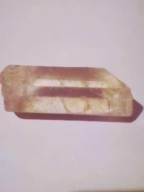 Imagen producto Cuarzo cristal de Roca minerales 26g Brasil  4