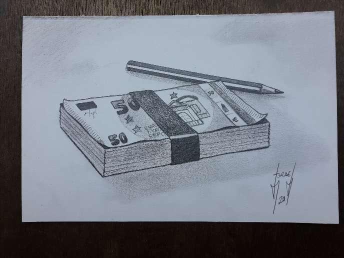 Imagen producto Dibujos por comida 2