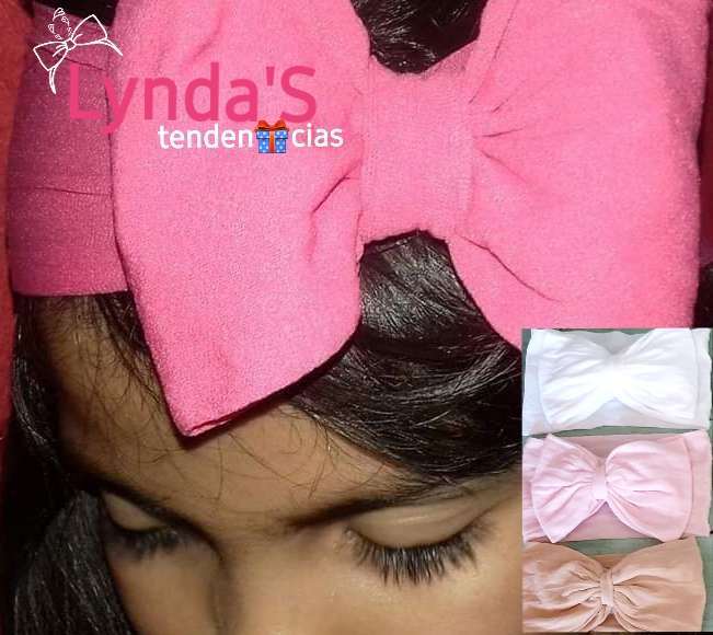 Imagen producto Linda'S diademas suaves y hermosas para todas las edades  3