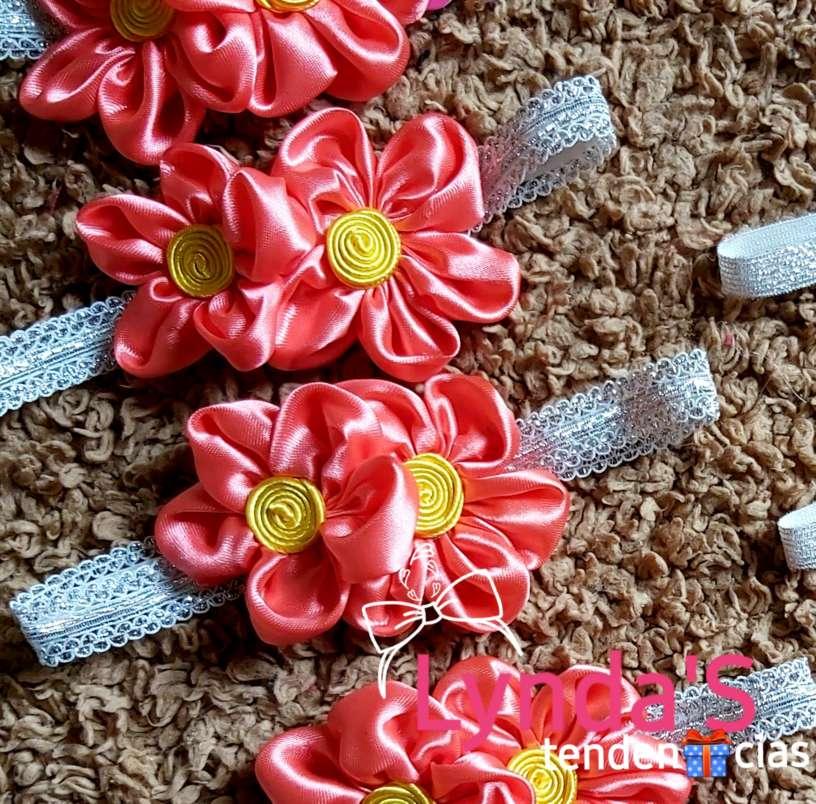 Imagen producto Linda'S diademas suaves y hermosas para todas las edades  2