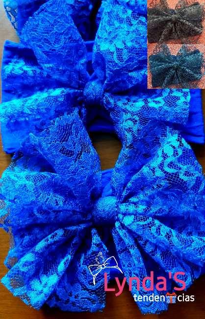 Imagen producto Linda'S diademas suaves y hermosas para todas las edades  4