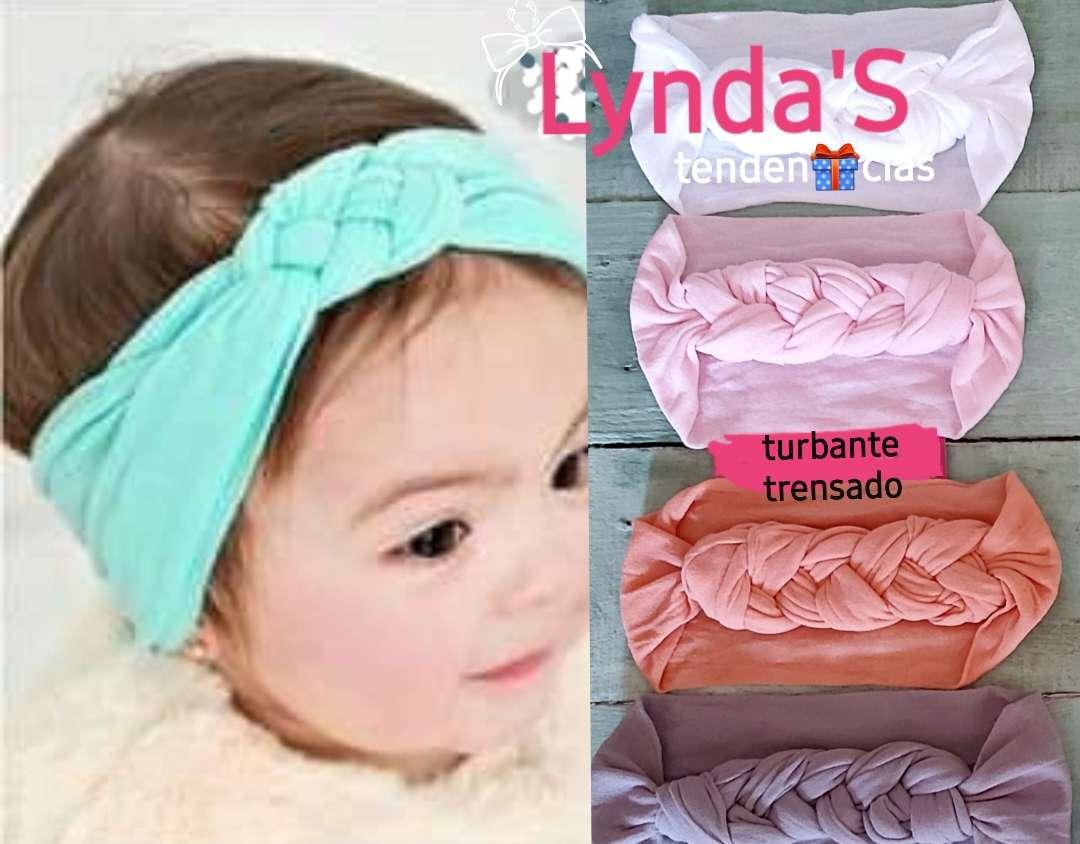 Imagen producto Linda'S diademas suaves y hermosas para todas las edades  5