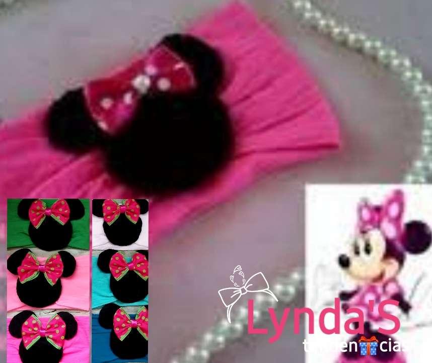 Imagen producto Linda'S diademas suaves y hermosas para todas las edades  6