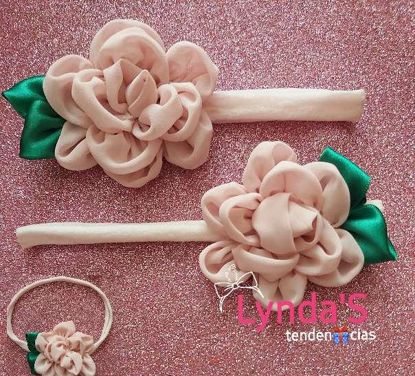 Imagen producto Linda'S diademas suaves y hermosas para todas las edades  7