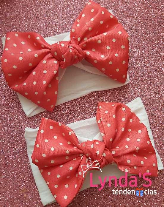 Imagen producto Linda'S diademas suaves y hermosas para todas las edades  9