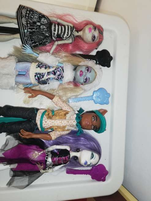 Imagen producto Moster High  1