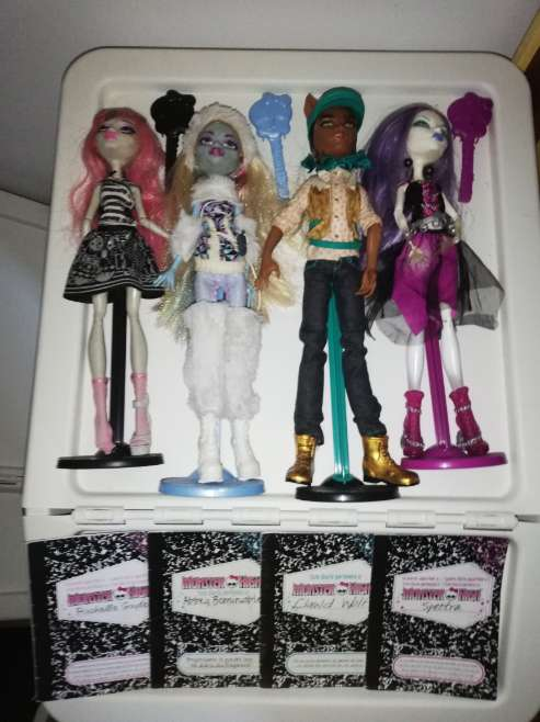 Imagen producto Moster High  4