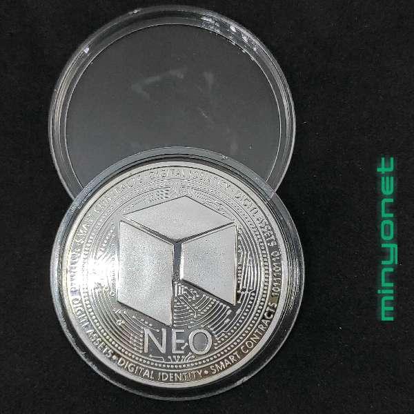 Imagen Moneda NEO - criptomoneda