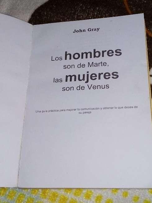 Imagen LOS HOMBRES SON DE MARTE,Las Mujeres Son de Venus