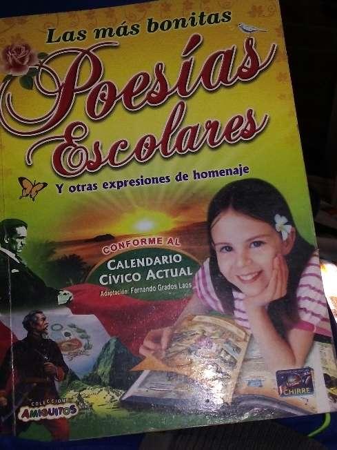 Imagen Poesías Escolares