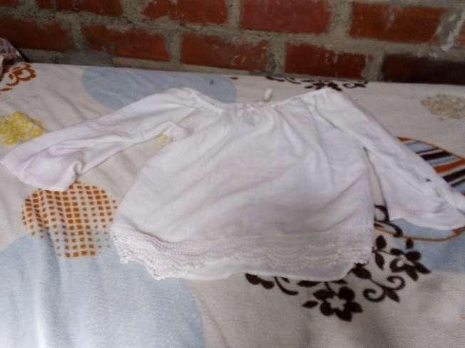 Imagen producto Blusa blanca 2
