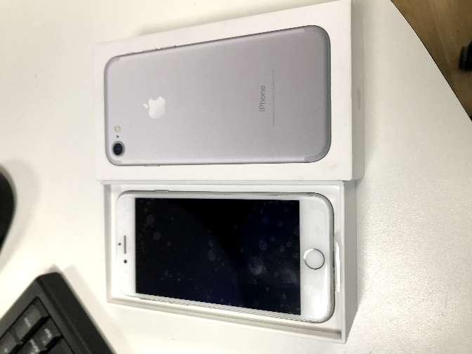 Imagen Iphone 7 silver