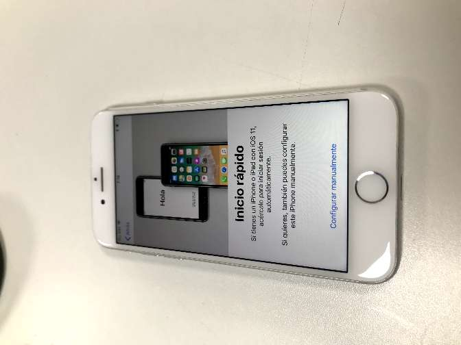 Imagen producto Iphone 7 silver 2
