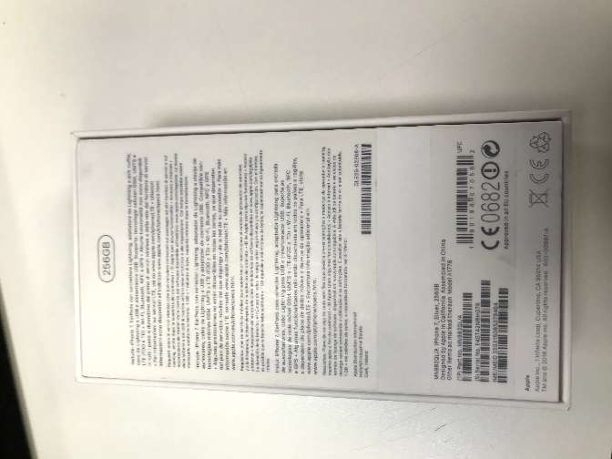 Imagen producto Iphone 7 silver 3