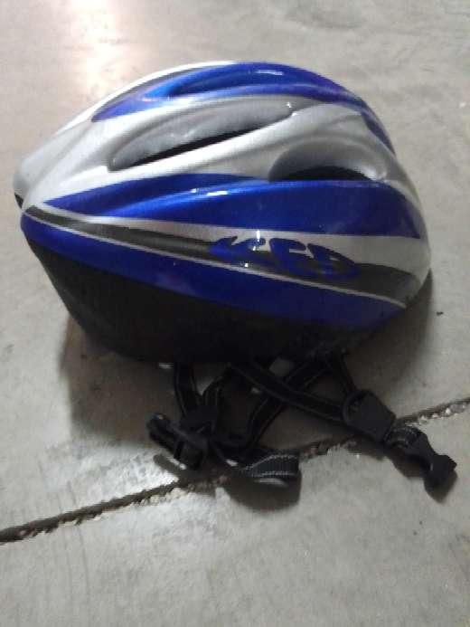 Imagen casco de bicicleta