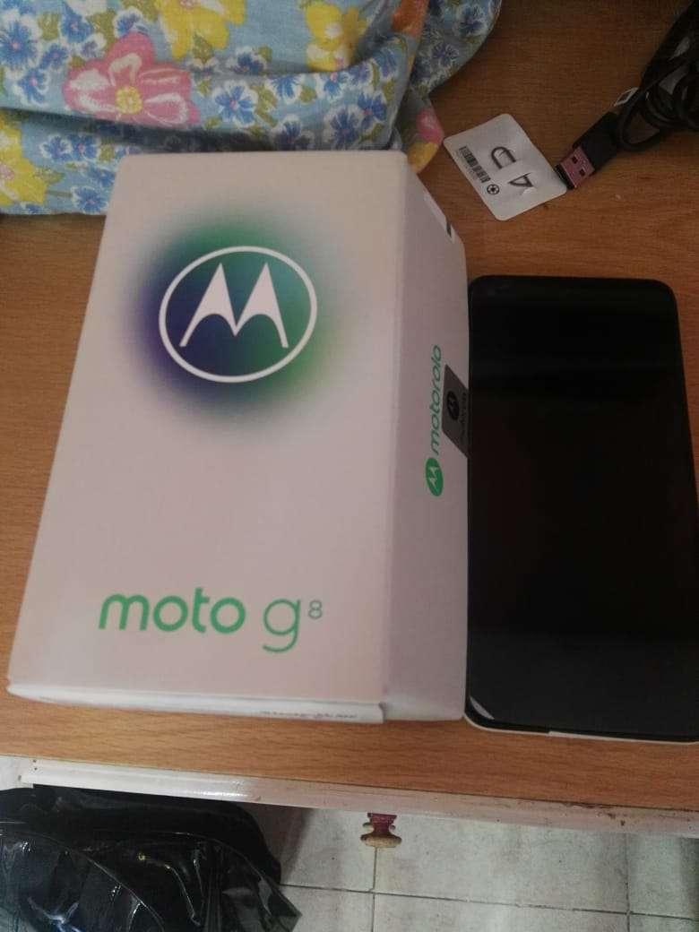 Imagen producto Moto G8 nuevo completo impecable, vendo o permuto 5