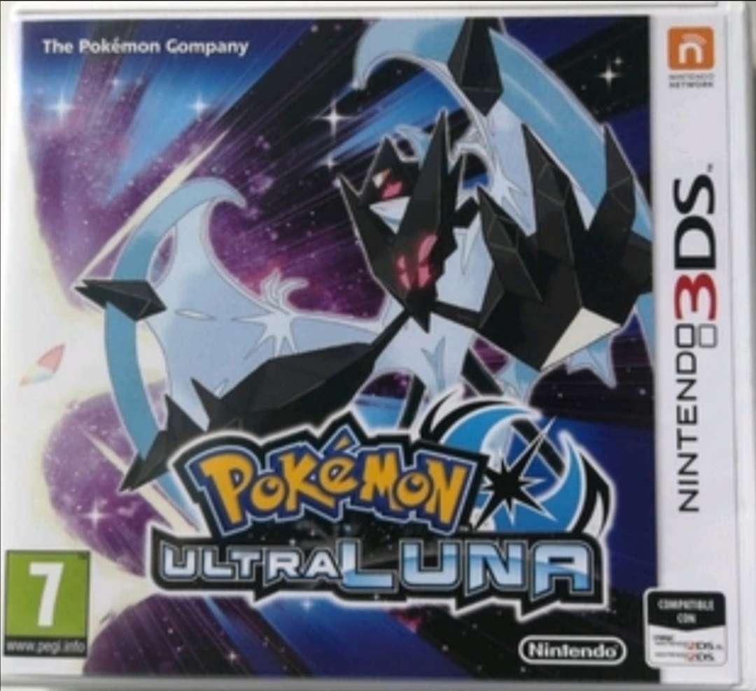 Imagen Pokémon ultraluna