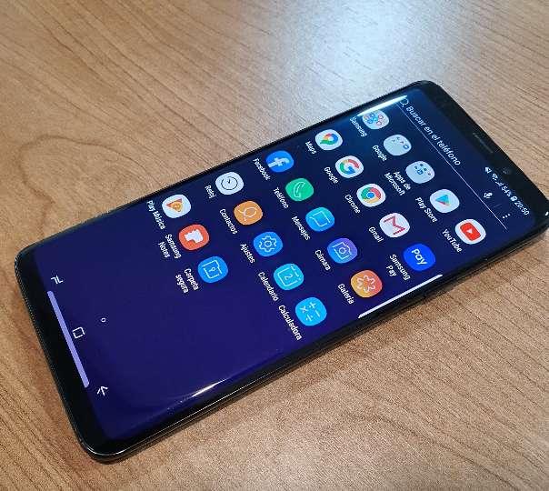 Imagen producto OPORTUNIDAD..! Samsung Galaxy S9 PLUS-- 3