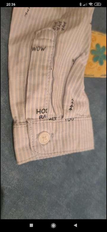 Imagen producto Camisa de niño 3