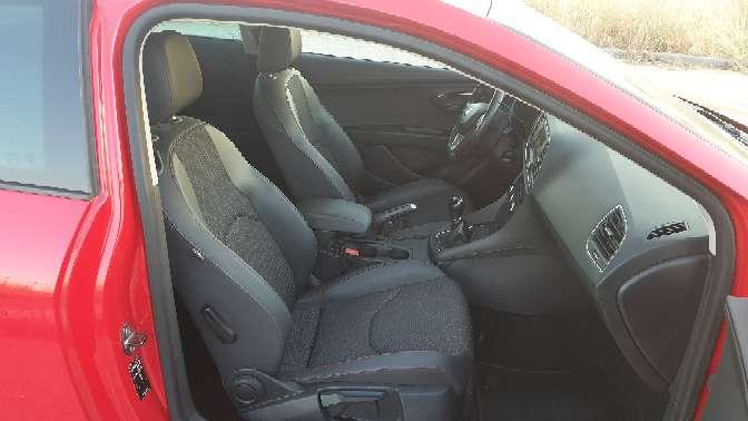 Imagen producto Seat Leon 1.4 TSI 122Cv FR 3p 4