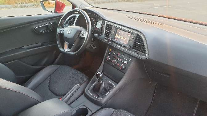 Imagen producto Seat Leon 1.4 TSI 122Cv FR 3p 5