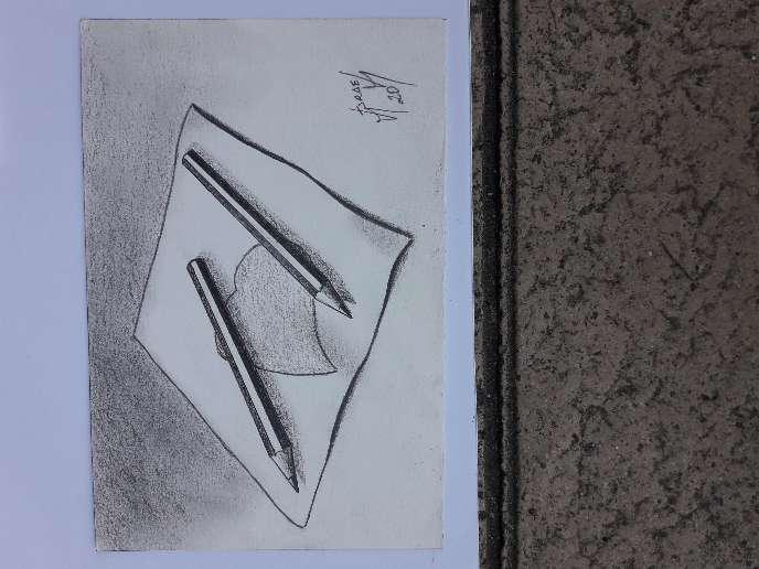 Imagen cambio mis dibujos por comida o propón