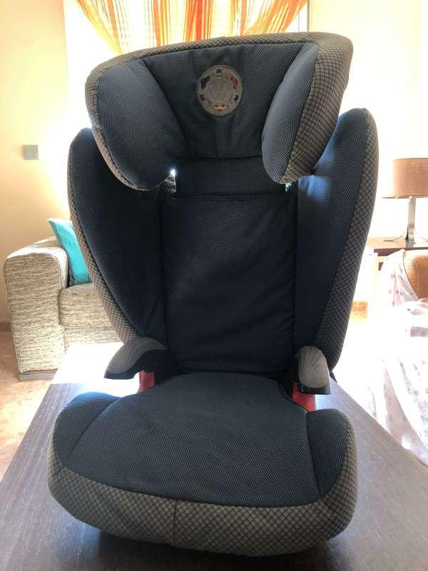 Imagen producto Silla de coche para bebe 4